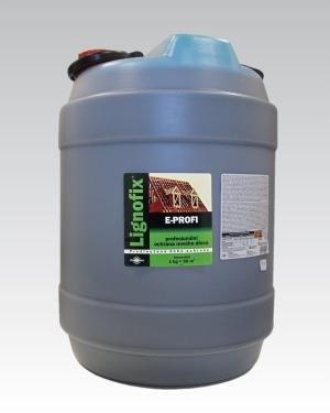 Lignofix E-Profi zelený 40kg