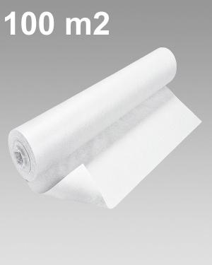 Netkaná textilie - Geotextilie 100g STANDARD 2x50m / role 100m2