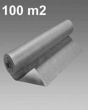 Netkaná Geotextilie 200g UNI 2x50m / role 100m2