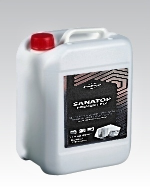 Sanatop Prevent FIX přípravek proti plísni - nátěr 5l