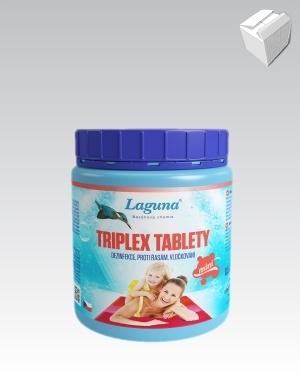 Laguna multifunkční tablety Triplex mini 3v1 0,5kg karton