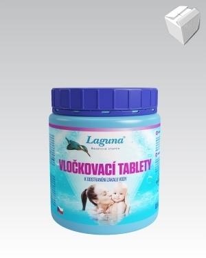 Laguna vločkovač do bazénu - mini tablety 0,5kg karton