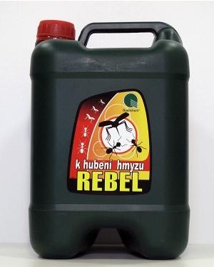 Rebel k hubení hmyzu 5 l Doprodej