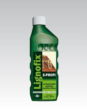 Lignofix E-Profi bezbarvý 0,5kg