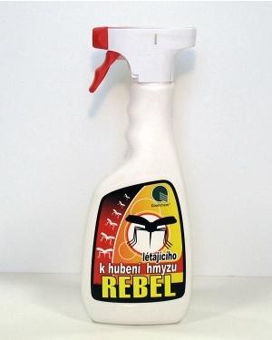 Rebel k hubení létajícího hmyzu 500 ml spray Doprodej