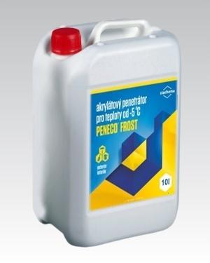 Penetrační nátěr za snížených teplot Peneco Frost 10l