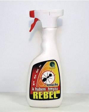 Rebel k hubení lezoucího hmyzu 500 ml spray