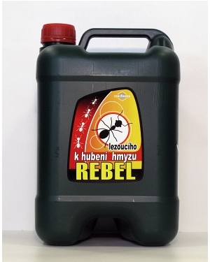 Rebel k hubení lezoucího hmyzu 5 l