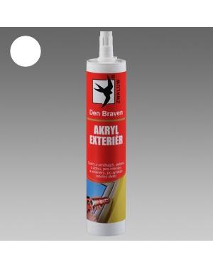 Akrylátový tmel těsnící - Akryl Exterier bílý 310ml