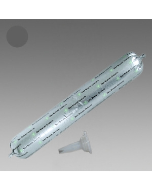 Akrylátový tmel těsnící - Akryl Exterier šedý 600ml salám
