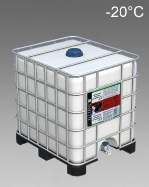 Nemrznoucí směs - kapalina do ostřikovačů -20°C kontejner 1000l