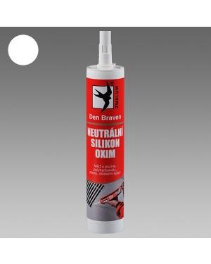 Neutrální silikon OXIM bílý 310ml