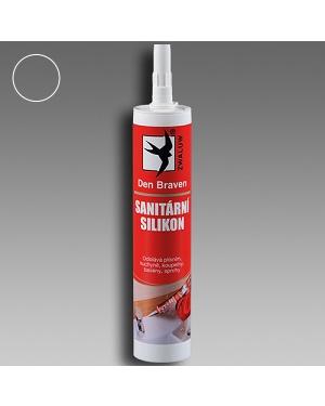 Sanitární silikon transparentní 310ml