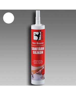 Sanitární silikon bílý 310ml