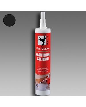 Sanitární silikon černý 310ml