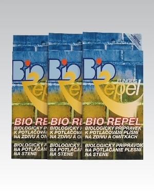 Biorepel Chytrá houba - Bio Repel 3g karton