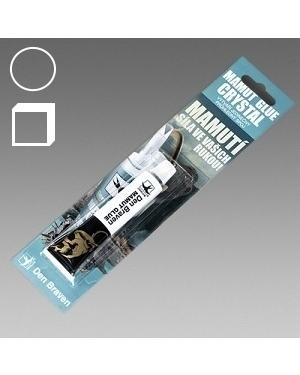 MS Polymerový tmel Mamut Glue Crystal transparentní 25ml karton