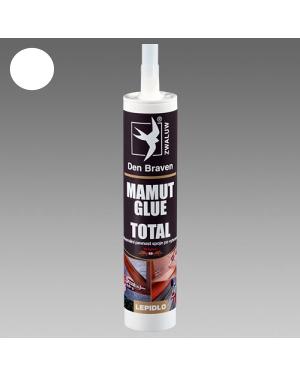 MS Polymerový tmel Mamut Glue Total bílý 290ml