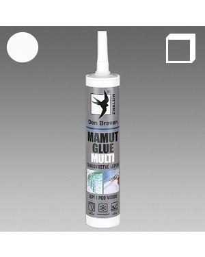 MS Polymerový tmel Mamut Glue Multi bílý 290ml karton