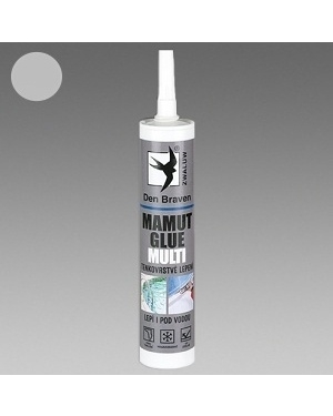 MS Polymerový tmel Mamut Glue Multi šedý 290ml