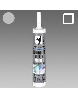 MS Polymerový tmel Mamut Glue Multi šedý 290ml karton