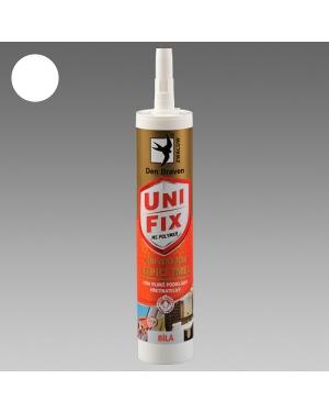 MS Unifix univerzální lepicí a těsnící tmel bílý 290ml