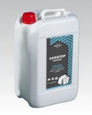 Sanatop Prevent přípravek proti plísni - přísada 10l