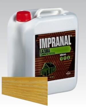 Lazurovací lak - tenkovrstvá Lazura na dřevo Impranal pinie 5l