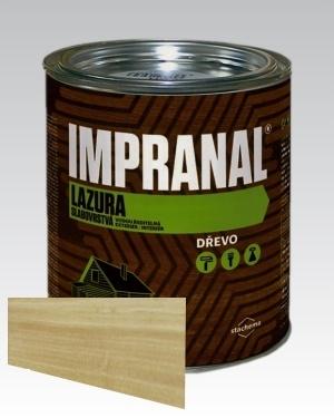 Lazurovací lak - tenkovrstvá Lazura na dřevo Impranal dub 2,5l
