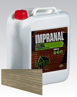 Lazurovací lak - tenkovrstvá Lazura na dřevo Impranal dub antik 5l