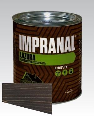 Lazurovací lak - tenkovrstvá Lazura na dřevo Impranal palisandr 2,5l