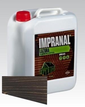 Lazurovací lak - tenkovrstvá Lazura na dřevo Impranal palisandr 5l