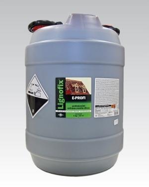 Lignofix E-Profi hnědý 40kg