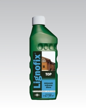 Lignofix TOP bezbarvý 0,5kg