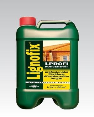 Lignofix I–Profi koncentrát bezbarvý 5kg