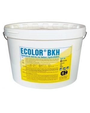 Barva na beton - Nátěr na beton Ecolor BKH 13kg odstíny RAL