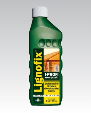 Lignofix I–Profi koncentrát zelený 1kg