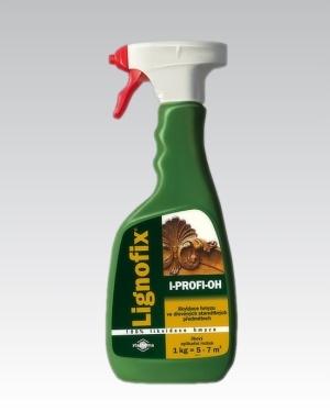 Lignofix I – Profi 0H bezbarvý 0,4kg spray