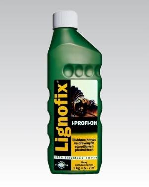 Lignofix I – Profi 0H bezbarvý 0,8kg