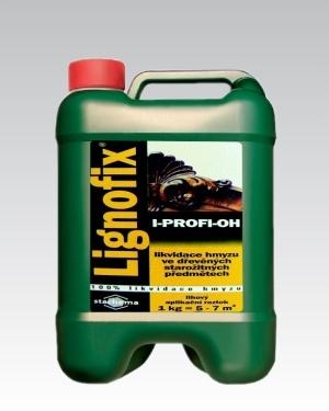Lignofix I – Profi 0H bezbarvý 4kg AKCE
