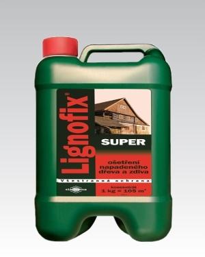 Lignofix Super bezbarvý 4,5kg