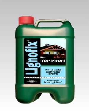 Lignofix TOP Profi bezbarvý 5kg