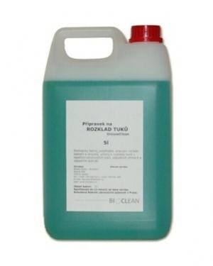 Biologický čistič odpadů GreaseClean 5l