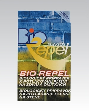 Biorepel Chytrá houba - Bio Repel 3g