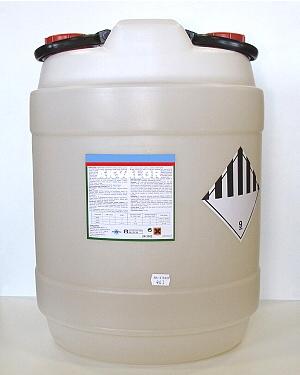 Nemrznoucí směs do topení - Akvalor 80+kg AKCE