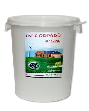 Čistič odpadů - Bioline 15kg AKČNÍ CENA