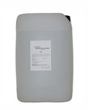 Odstraňovač skvrn oleje čistič OilClean 25l AKCE
