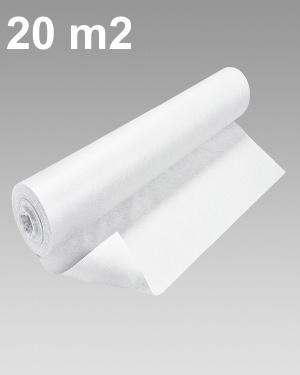 Netkaná textilie - Geotextilie 100g STANDARD 1x20m / role 20m2