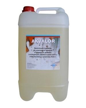Nemrznoucí směs do topení - Akvalor 10kg AKCE
