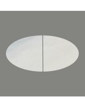 Geotextilní podložka pod bazén ovál 7,3x3,7m /200g